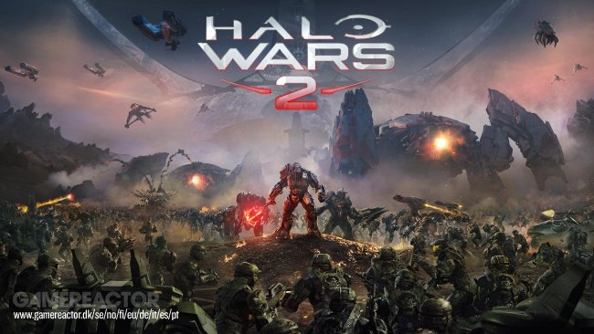 Halo Wars 2:n demotunnelmat