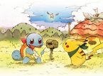 Tiistain ennakossa Pokémon Mystery Dungeon: Rescue Team DX