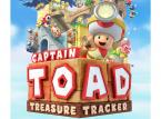 Perjantain arviossa Nintendo Switchin Captain Toad: Treasure Tracker