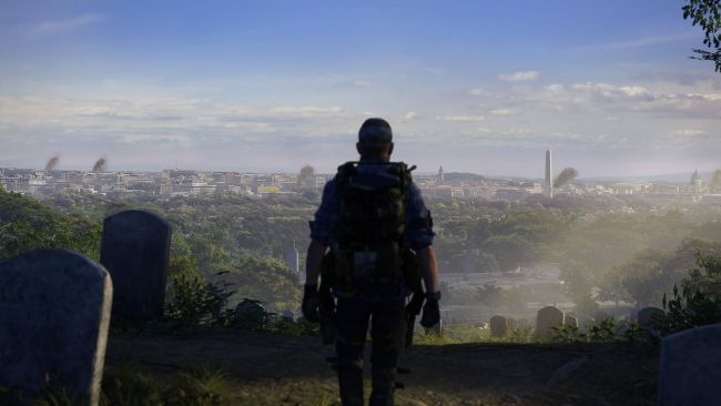 The Division 2, endgame