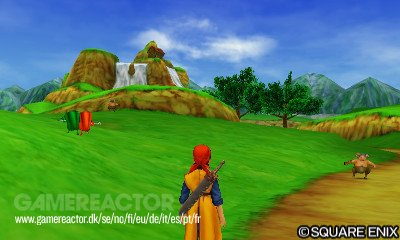 Dragon Quest VIII: The Journey of the Cursed King