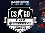 Pauketta piisaa Gamereactorin Steelseries 2v2 Counter-Strike: Global Offensive Leaguessa