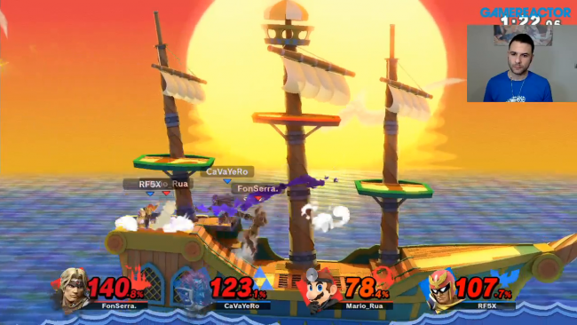 Näin toimii Super Smash Bros. Ultimaten Battle Arena