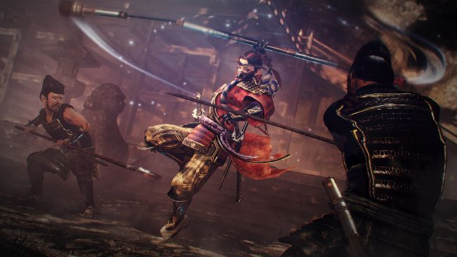 Nioh 2: Darkness in the Capital DLC