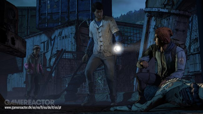 Tuoreita kuvia The Walking Dead: Season 3:sta