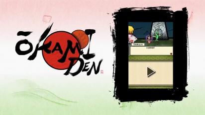 Okamiden - Shakuya Trailer