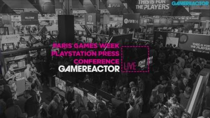 Paris Games Week: Sonyn lehdistötilaisuuden uusinta