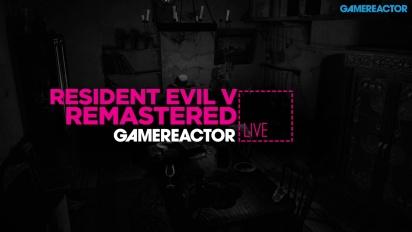 Resident Evil 5 Remastered - Suoratoiston uusinta