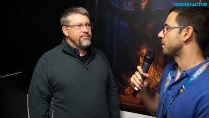 The Elder Scrolls Online - Matt Firorin haastattelu