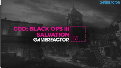GR Live -uusinta: CoD Black Ops 3: Salvation DLC