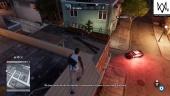 Watch Dogs 2 -pelikuvaa PS4:llä