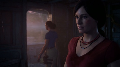 Uncharted: The Lost Legacy - Riverboat Revelation -välivideo