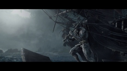 Skull and Bones - E3 2017 -julkistustraileri
