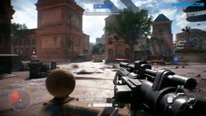 Star Wars Battlefront II - Naboo - moninpelin kuvaa