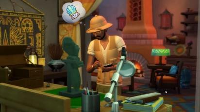 The Sims 4 Jungle Adventure - virallinen traileri