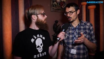 The Council - Sylvain Sechi haastattelussa