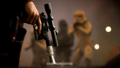 Star Wars Battlefront II - The Han Solo Season -traileri
