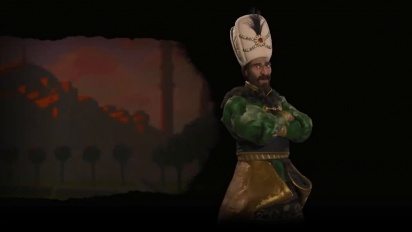 Civilization VI: Gathering Storm - First Look: Ottomans