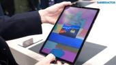 MWC19: Samsung Galaxy Tab S5e - Daniel Kvalheim haastattelussa