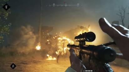 Hunt: Showdown - Immolator -pelikuvatraileri