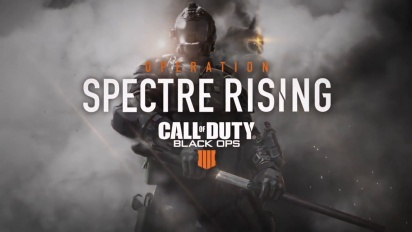 Call of Duty: Black Ops 4 - Operation Spectre Rising -traileri