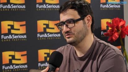 Raúl Rubio - Fun & Serious haastattelussa