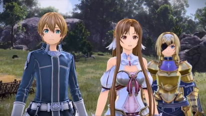 Sword Art Online: Alicization Lycoris - traileri