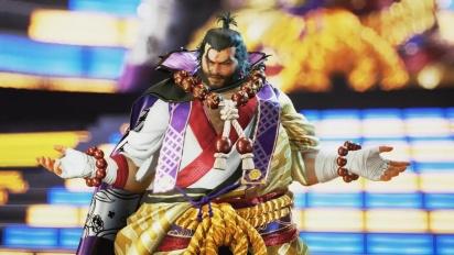 Tekken 7 - Ganryu-traileri