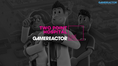 GR Liven uusinta: Two Point Hospital - Console Release