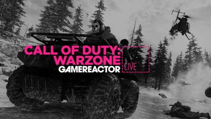 GR Liven uusinta: Call of Duty: Warzone - Xbox One