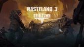 Wasteland 3 - The Battle of Steeltown Announcement -pätkä