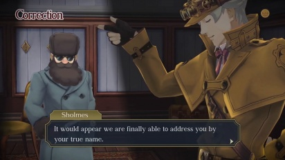The Great Ace Attorney Chronicles - New Features Traileri