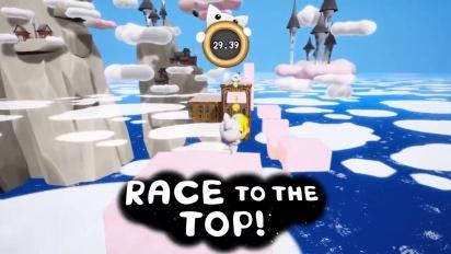 Neko Ghost, Jump! - virallinen pelikuvatraileri | E3 2021