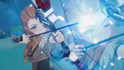 Genshin Impact - Aloy Character -pätkä