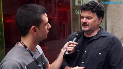 Tim Schafer - Gamelab 2014 -haastattelu