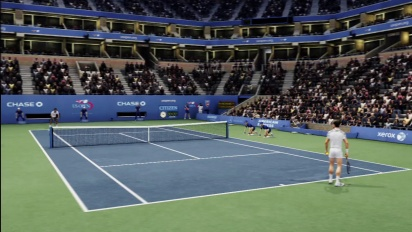 Grand Slam Tennis 2: The ESPN Integration Trailer