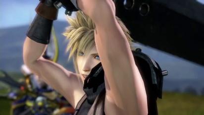 Dissidia Final Fantasy - Japanese Trailer