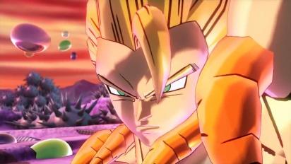Dragon Ball Xenoverse 2 - Restore the History -traileri