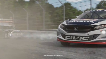 Project Cars 2 - Rallycrossin traileri