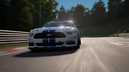 Gran Turismo Sport - Vol.1 : Cars -traileri