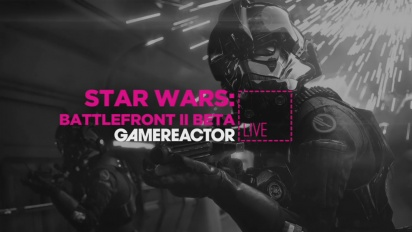 GR Liven uusinta: Star Wars Battlefront II Beta