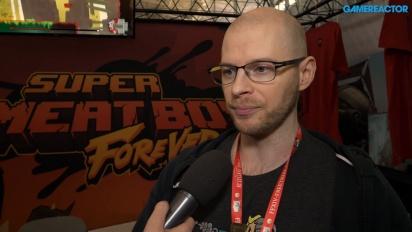 Super Meat Boy - Tommy Refenes haastattelussa