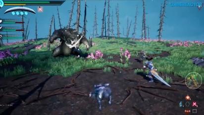 Dauntless - PAX East -pelikuvaa