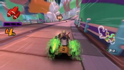 Nickelodeon Kart Racers - pelikuvatraileri