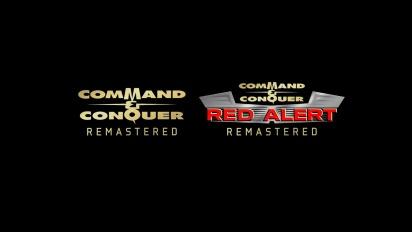 Command & Conquer Remasters - julkistusvideo