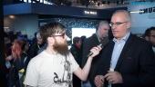 CES19: Samsung The Wall - Magnus Nilsson haastattelussa