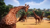 Planet Zoo - Gamescom Pre-Order-traileri