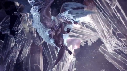 Monster Hunter World: Iceborne - Gamescom 2019 -traileri