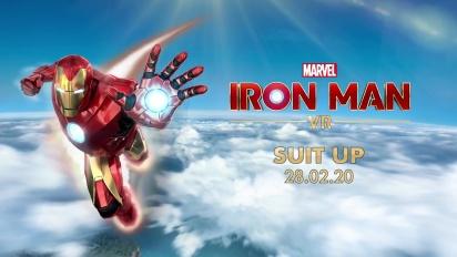 Iron Man VR - tarinatraileri