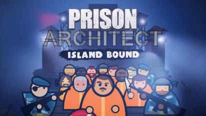 Prison Architect: Island Bound Announcement Traileri